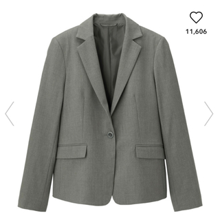 ジーユー(GU)のセットアップ スーツ(スーツ)
