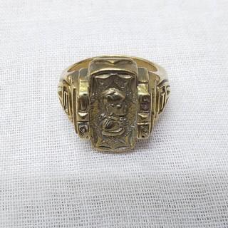 リング 18号 ゴールドカラー(リング(指輪))