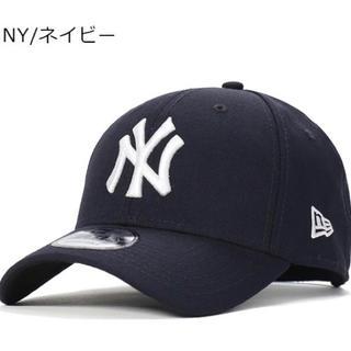 ニューエラー(NEW ERA)の新品 未使用 ニューエラ キャップ NY ヤンキース  ネイビー(キャップ)