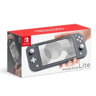 Nintendo Switch lite グレー 2点セット 新品未使用(家庭用ゲーム機本体)