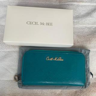 セシルマクビー(CECIL McBEE)のCECIL McBEE 長財布 箱付き(財布)