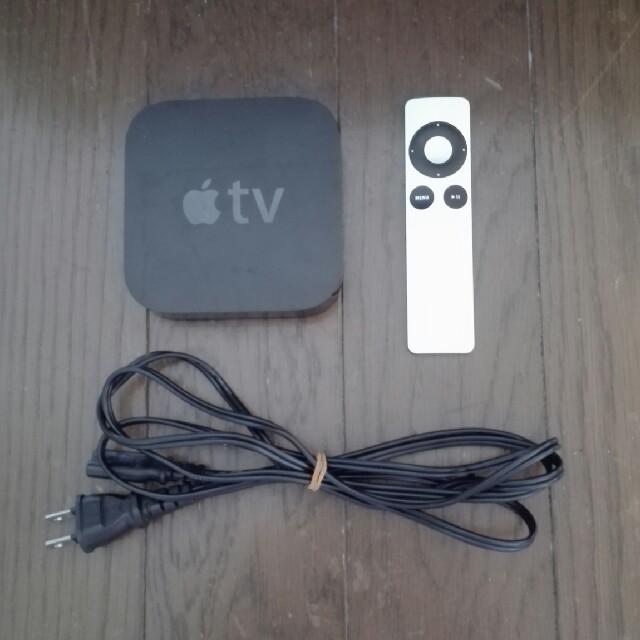 Apple(アップル)のApple TV 第2世代 スマホ/家電/カメラのテレビ/映像機器(その他)の商品写真