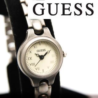 ゲス(GUESS)の★レア☆ビンテージ★1996年 GUESS クオーツレディース 腕時計 電池新品(腕時計)