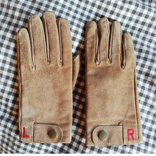 ビームスボーイ(BEAMS BOY)のBEAMS BOY / PIG SUEDE グローブ(手袋)
