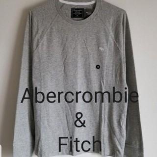 Abercrombie&Fitch - 【新品タグ付き】アバクロンビー&フィッチロンT
