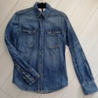 Nudie Jeans - Nudie Jeans ヌーディージーンズ デニムシャツ XS