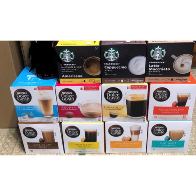 Nestle(ネスレ)のスタバ、ネスカフェ 11種類 食品/飲料/酒の飲料(コーヒー)の商品写真