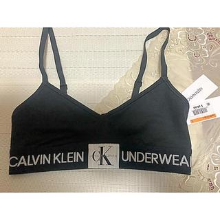 Calvin Klein - カルバンクライン  ブラトップ ブラレット  size  S