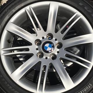 ビーエムダブリュー(BMW)のBMW 7シリーズ用スタッドレスタイヤ 付ホイール(タイヤ・ホイールセット)