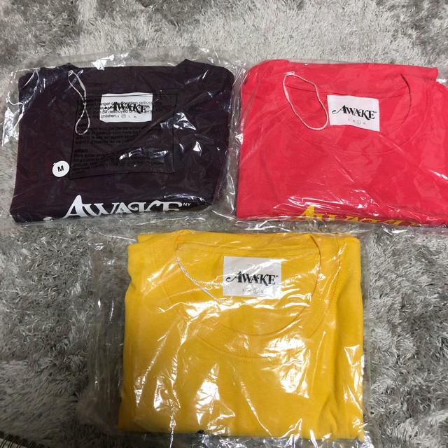 AWAKE(アウェイク)のLサイズ awake ny x girls don't cry t-shirt  メンズのトップス(Tシャツ/カットソー(半袖/袖なし))の商品写真