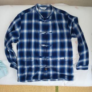 アンライバルド(UNRIVALED)の新品UNRIVALEDアンライバルド カンフーシャツ  サイズ2(シャツ)
