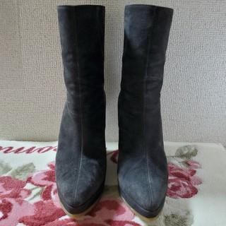 ロートレショーズ(L'AUTRE CHOSE)のプー♡さん専用 スエードブーツ(ブーツ)