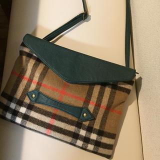 プードゥドゥ(POU DOU DOU)のプードゥドゥ クーコ カル ♡ショルダーバッグ  セカンドバッグ  2way(ショルダーバッグ)