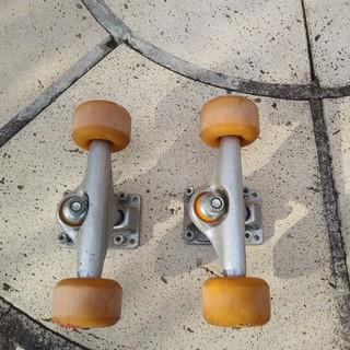 インディペンデント(INDEPENDENT)のスケボートラック(スケートボード)