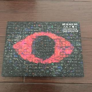 ワンオクロック(ONE OK ROCK)のONEOKROCK2013 DVD(ミュージック)