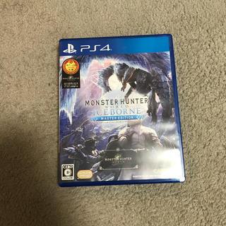 プレイステーション4(PlayStation4)のモンスターハンター アイスボーン PS4(家庭用ゲームソフト)