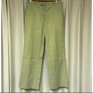 ドリスヴァンノッテン(DRIES VAN NOTEN)のdries van noten stripe pants(スラックス)