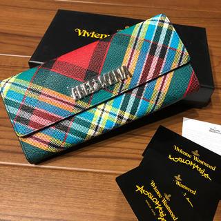 ヴィヴィアンウエストウッド(Vivienne Westwood)の新品未使用!ヴィヴィアン アングロマニア 長財布(財布)