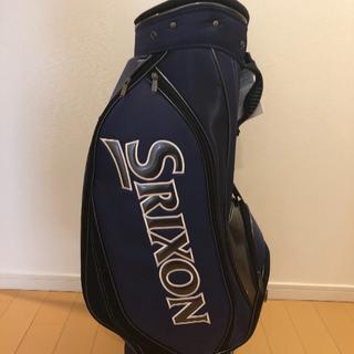 スリクソン(Srixon)の【新品】スリクソン キャディーバック 9.0型 ネイビー(バッグ)