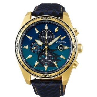 セイコー(SEIKO)のモンスターハンター 15周年コラボレーションウォッチ ジンオウガモデル(腕時計(アナログ))
