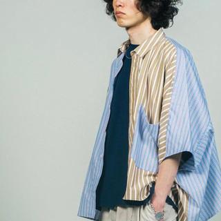 ジエダ(Jieda)のJIEDA asymmetry shirt(シャツ)