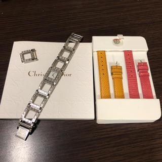 クリスチャンディオール(Christian Dior)のクリスチャンディオール ラ パリジェンヌ(腕時計)