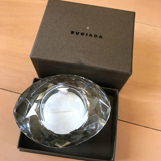 4℃ - ルジアダ  リング アクセサリー ガラスケース