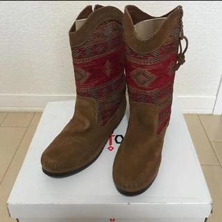 ミネトンカ(Minnetonka)のMINNETONKA  /BAJA BOOT バジャブーツ(ブーツ)