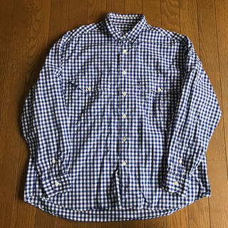 ポーター(PORTER)のporter classic roll up  shirts BLUE(シャツ)