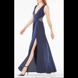 ビーシービージーマックスアズリア(BCBGMAXAZRIA)のbcbg ロングドレス ワンピース(ロングドレス)