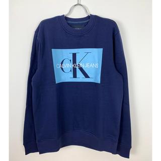 Calvin Klein - 未使用 カルバンクラインジーンズ スウェット トレーナー ロゴT