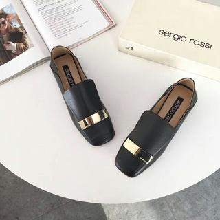セルジオロッシ(Sergio Rossi)のセルジオロッシ パンプス バレエシューズ(ローファー/革靴)