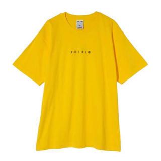 X-girl - X-girl 黄色 イエロー Tシャツ