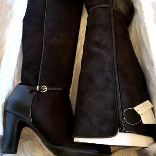 インデックス(INDEX)のロングブーツ新品(ブーツ)