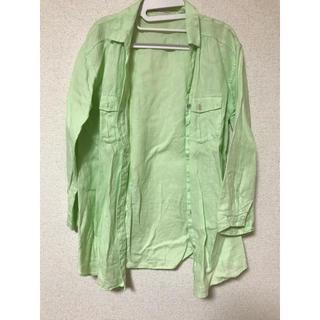 URBAN RESEARCH - グリーンシャツ