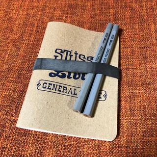 ステューシー(STUSSY)のStussy General Store mini Note(ノート/メモ帳/ふせん)
