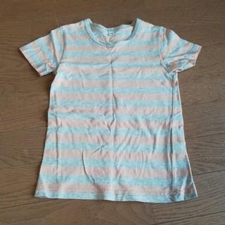 MUJI (無印良品) - 無印良品 Tシャツ 110㎝