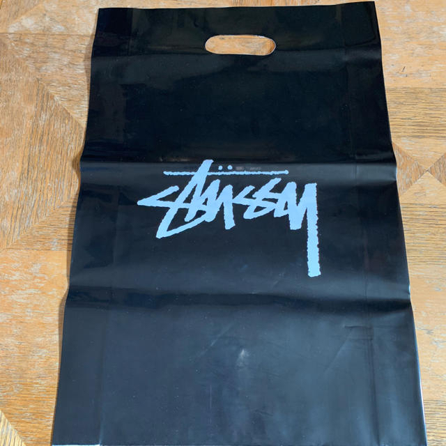 STUSSY(ステューシー)のstussy  ショップ袋 レディースのバッグ(ショップ袋)の商品写真