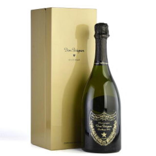 Dom Pérignon(ドンペリニヨン)のドンペリ エノテーク  プラチナ 1970 食品/飲料/酒の酒(シャンパン/スパークリングワイン)の商品写真
