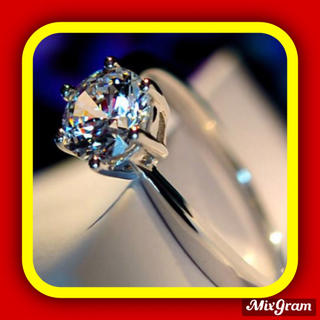 スワロフスキー(SWAROVSKI)の✨定価7280円✨★SWAROVSKI★ K18金RGPリング 指輪 ピンキー(リング(指輪))