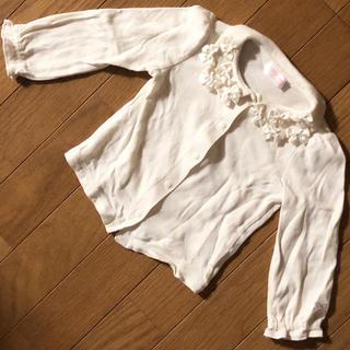 シャーリーテンプル(Shirley Temple)のシャーリーテンプル、ブラウス 90cm(ブラウス)