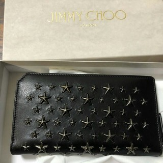 JIMMY CHOO - JIMMY CHOO☆★財布☆星 ジミーチュウ 新品