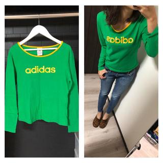 アディダス(adidas)のadidas ★ ロンティー(Tシャツ(長袖/七分))