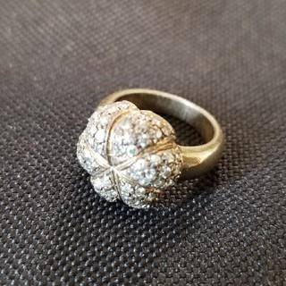 シルバーアクセサリー リング 指輪 フラワー(リング(指輪))