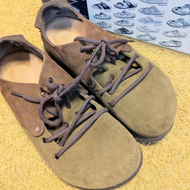 BIRKENSTOCK(ビルケンシュトック)のビルケンシュトック モンタナ 38 レディースの靴/シューズ(スリッポン/モカシン)の商品写真