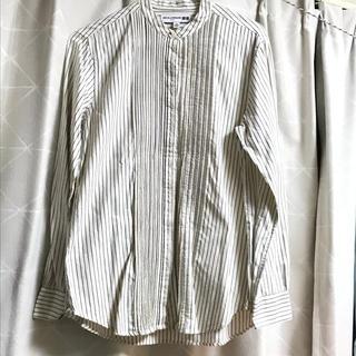 UNIQLO - イネスコラボUNIQLOストライプシャツ
