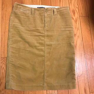 ラルフローレン(Ralph Lauren)の☆ラルフローレン   コーデュロイスカート   (ひざ丈スカート)