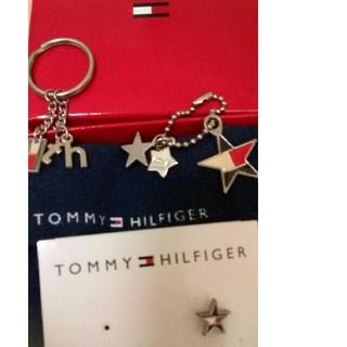 トミーヒルフィガー(TOMMY HILFIGER)のTOMMY HILFIGER★ピアス・キーホルダー(ピアス)