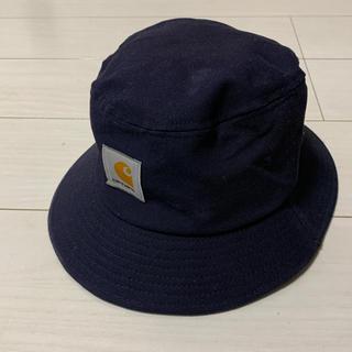 STUSSY - STUSSY × Carhartt 別注 バケットハット 帽子 ステューシー
