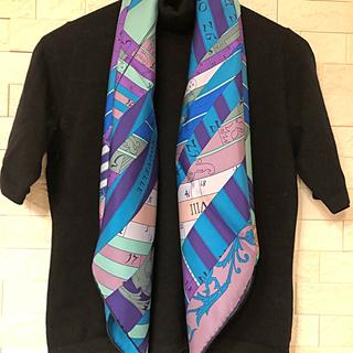 エルメス(Hermes)の【新品未使用】エルメス スカーフ カレ90(スカーフ)